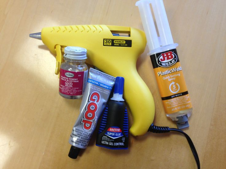 We tested several different adhesives to determine which is the best glue for plastic.