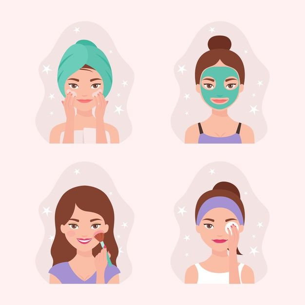 Download Women Skincare Routine Collection for free in 2020 | Skin care  women, Skin care routine, Skin care