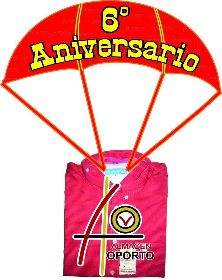Almacén Oporto, empresa de Cartago, celebra sexto Aniversario, gracias!!