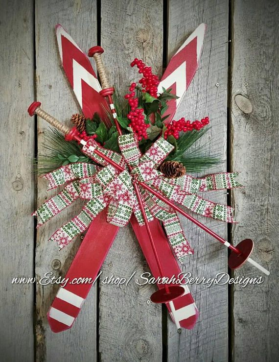 I Lovvvvve this holiday door hanger!! Check out this item in my Etsy shop & 1126 best Sarah Berry Designs images on Pinterest | Sarah berry ... pezcame.com