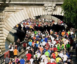15 Best Marathons for first time runners. Goal... :)