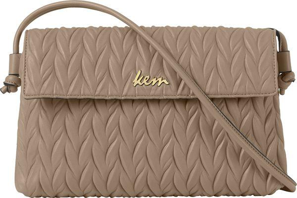 Kem bag in beige color #papakfroufrou