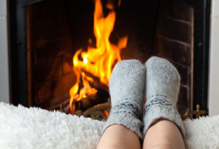 Calcetines para el frío