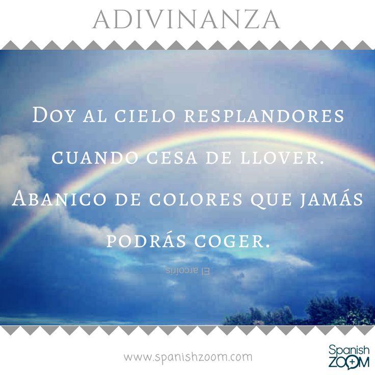 #Adivina, #adivinanza... ¿sabes la respuesta? #riddle #énigme #rätsel #enigma #juegos #español #spanish #learnspanish #zoom #languages #spanishzoom