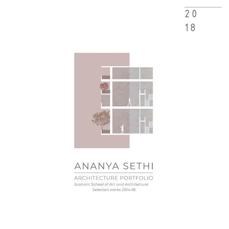Ananya Sethi – Architektur Portfolio