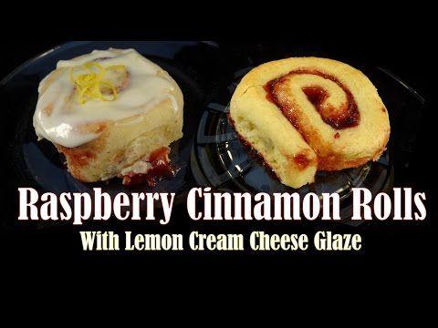 Extra Easy Cinnamon Rolls With Vanilla Bean Glaze Recipe — Dishmaps