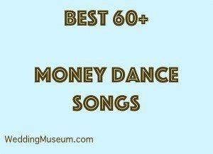 money dance songs