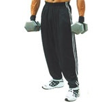 Only $25 ea. When You Buy 3 or More! Mix `N Match StylesStyle 733 - Men's Racer Stripe Workout Pant. The best fitting striped mens workout pants made in America.Priced from: $39.95   Now Only $32.95   You save: $7.00 (17%)   http://www.physiquebodywareusa.com/pictureframe.asp?Sku=733m