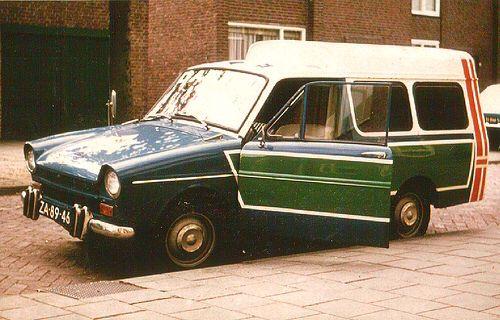 DAF 33 bestel 1969