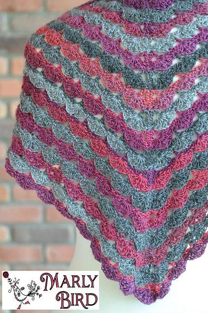 Free Crochet Pattern: No Stopping Me Shawl | Make It Crochet