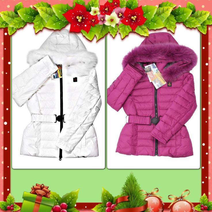 Si sa che i bambini sognano la neve a #Natale...  E allora se dovesse nevicare accontentiamoli senza preoccuparci del freddo! #Giacche e #piumini #Refrigiwear -70% di sconto su #Shelcos www.shelcos.com