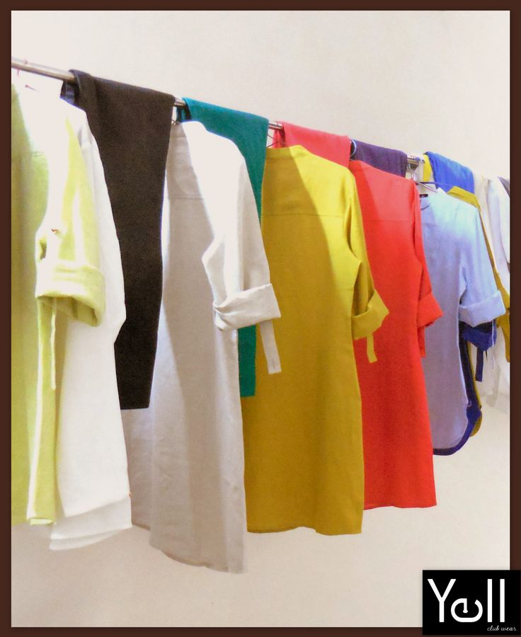 Colour scheme for S/S'15 women's wear collection