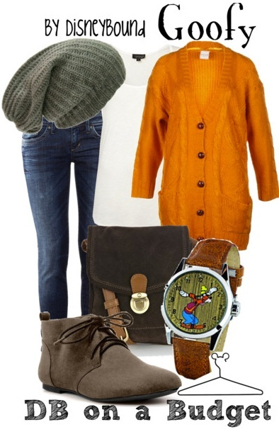 Goofy disney-delightsDisney Clothing, Disney Outfit, Inspiration Outfit, Goofy, Disney Inspiration, Disney Bound, Disneybound Outfit, Disney Character, Disney Fashion