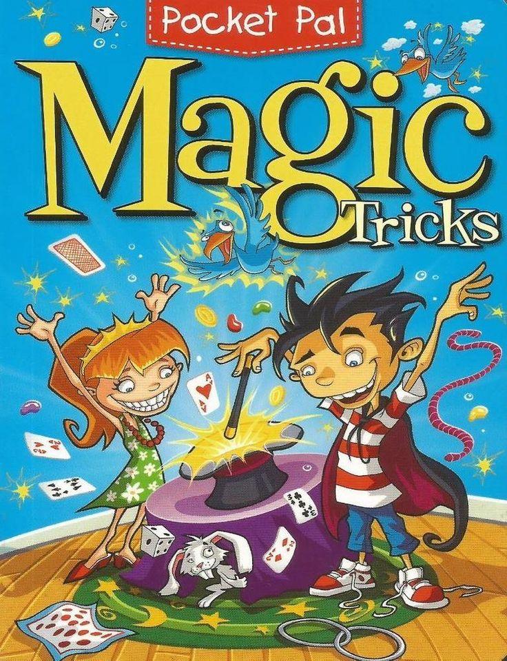 Pocket Pal - Magic Tricks -  Paperback - S/Hand