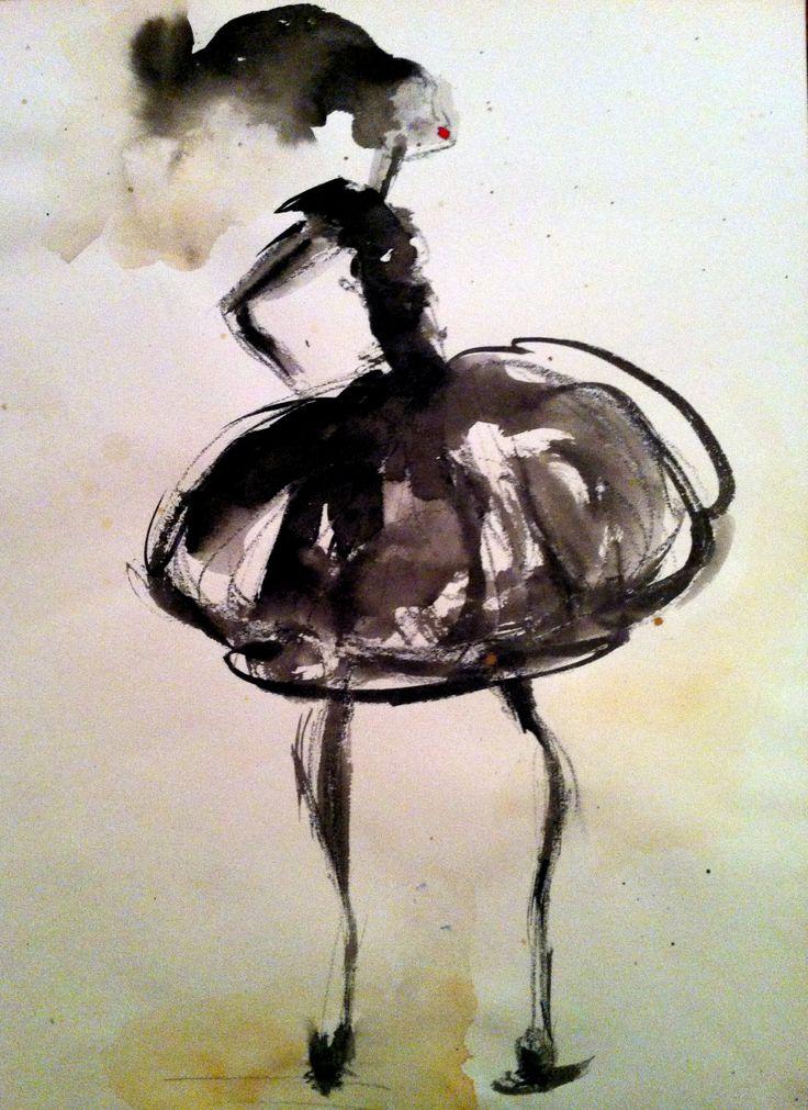 drawing fashion art