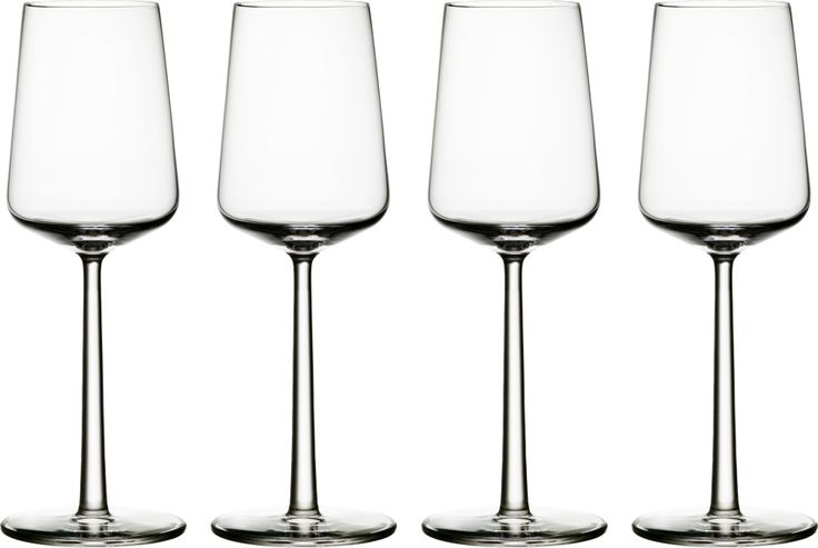 Iittala - Essence White wine 33 cl 4 pcs - Iittala.com