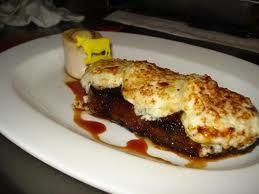 Maggiano's Restaurant : NY Steak al Forno