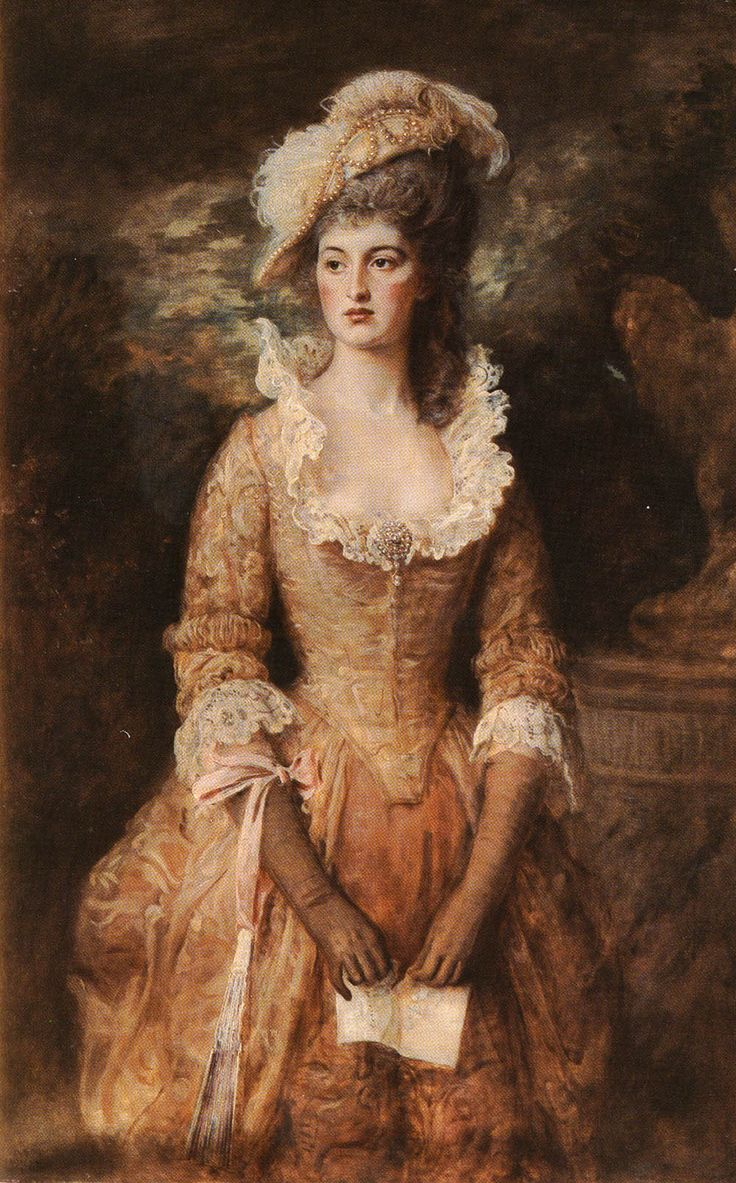 ▴ Artistic Accessories ▴ clothes, jewelry, hats in art - John Everett Millais | Portrait of Clarissa