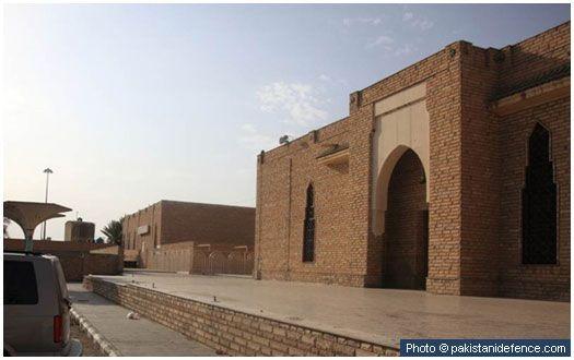 Masjid of Abdullah bin Abbas (may Allah be pleased with him)
