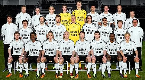 My favourite team, Rosenborg Ballklub