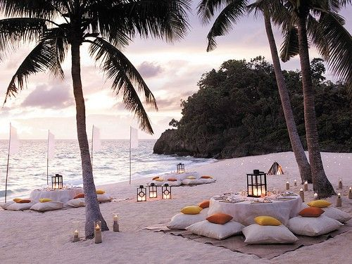 Beach party #beach #party.: At The Beaches, Idea, Wedding Receptions, Resorts, Beaches Parties, Dinners Parties, Places, Philippines, Beaches Wedding