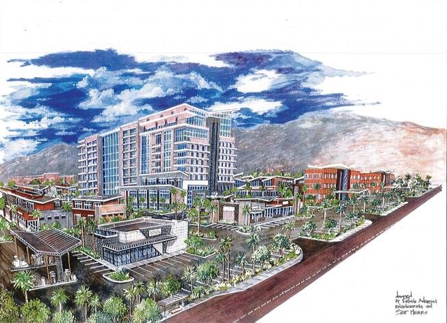 International trade center could bring the world to North Las Vegas