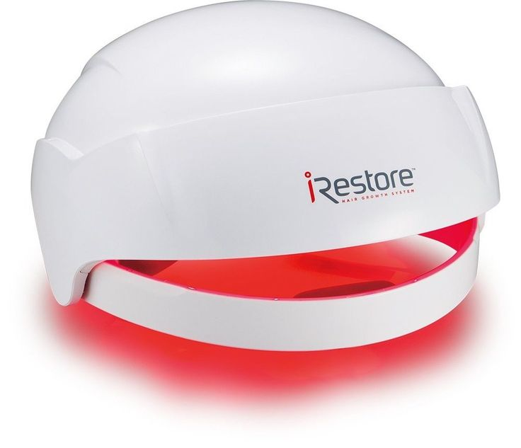 iRestore Laser Hair Growth System - FDA-Cleared Hair Loss Treatment & Treats ...