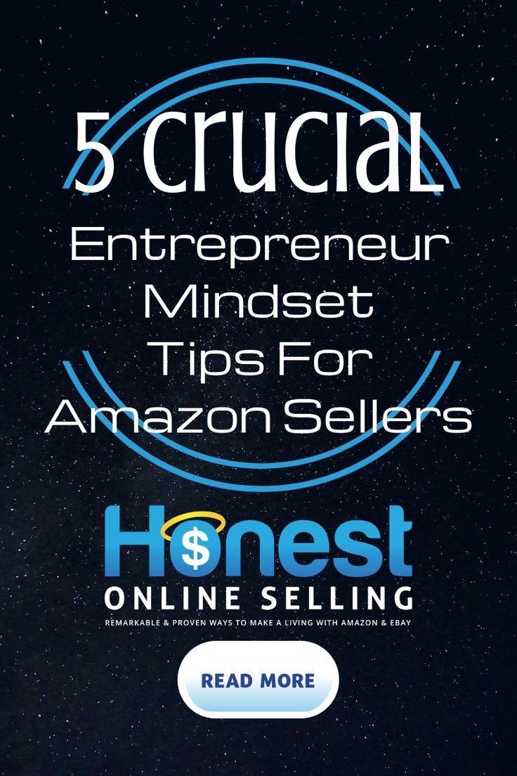 Amazon Mindset From Selling Experts Make Money On Amazon Amazon Fba Success Amazon Fba Business