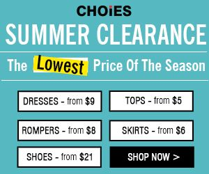 Buying on the web at water Island is even more enjoyable when it is possible to add some additional savings with discount codes. An economies can be offered by these promotional codes from $2 to a huge selection of dollars -- River Island deals --- http://dealsalert.co.uk/river-island-discount-code-offers/