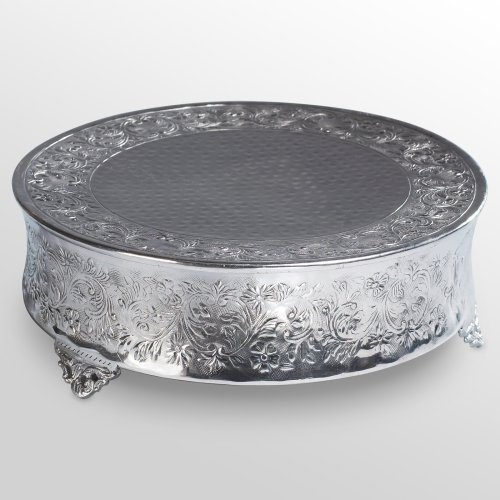 16 inch silver round wedding cake stand 11 best images about cake stands silver on 10058