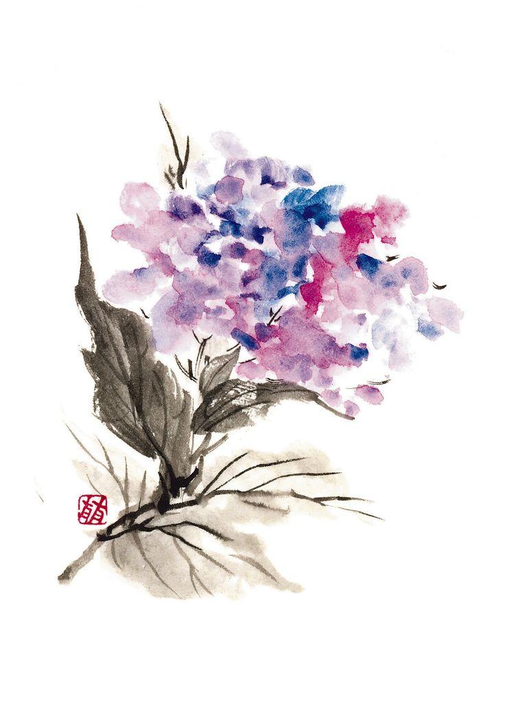 Art Collection: Watercolor Korea 2