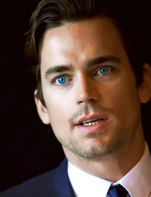 @Barbara David haha you know me too well...LOVE Matt Bomer ... I watch him in White Collar and I'm sad that the show is ending :(