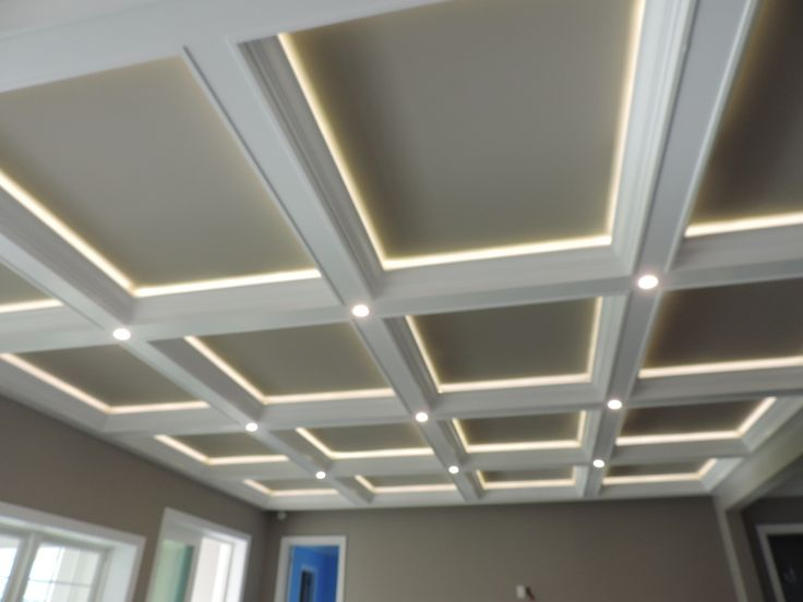370 best coffered ceiling design images on pinterest for Coffered ceiling plans