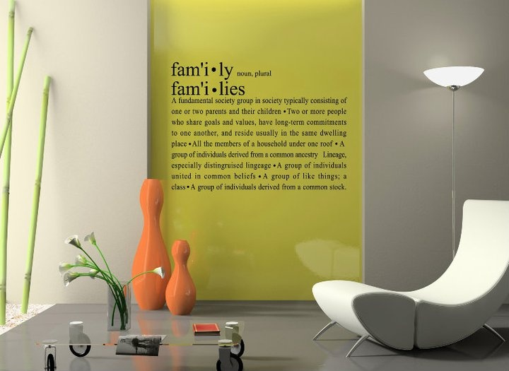 Typography for Interiors.