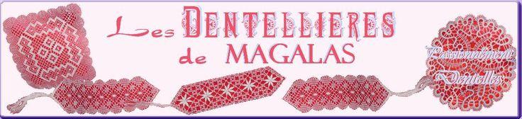 Les Dentellières de Magalas, France.