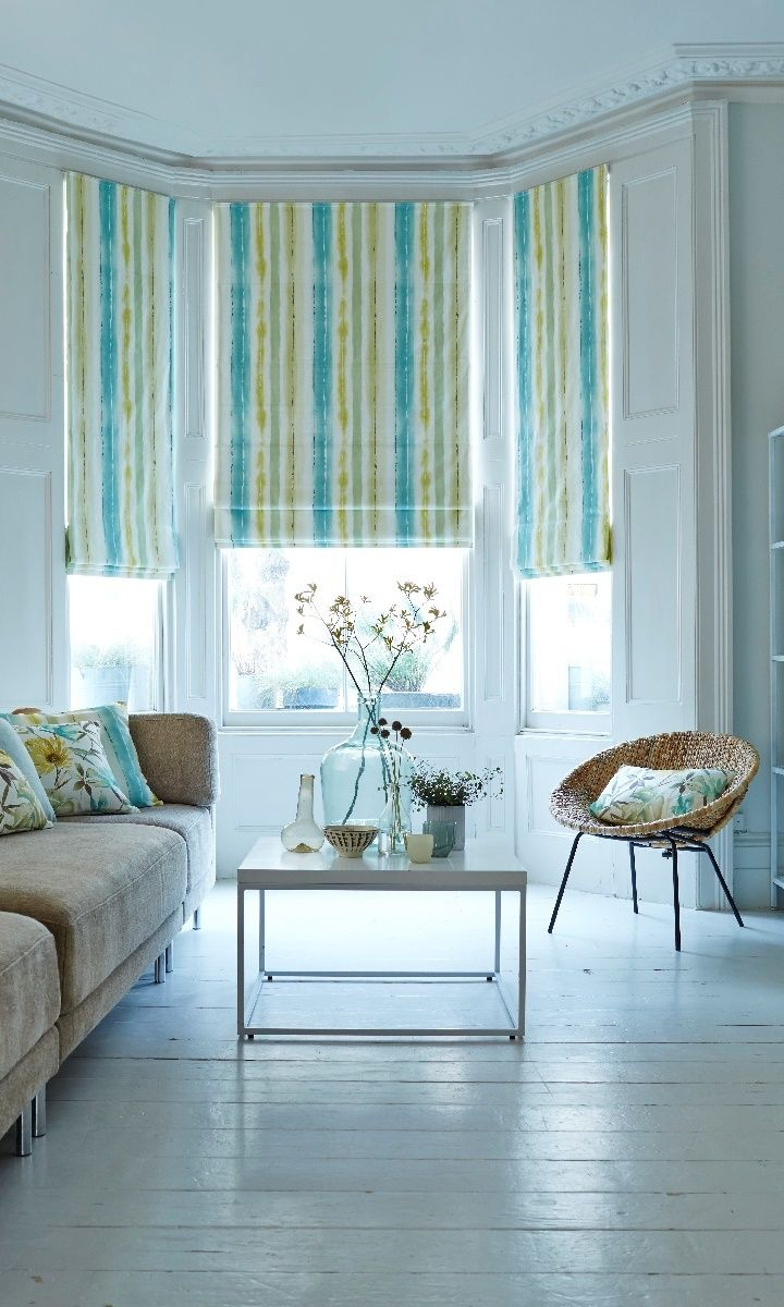Natural shades and patterns create a beautiful