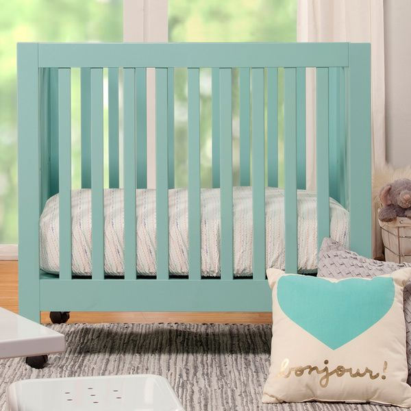 Babyletto Origami Mini Crib - Overstock™ Shopping - Great Deals on Babyletto Cribs
