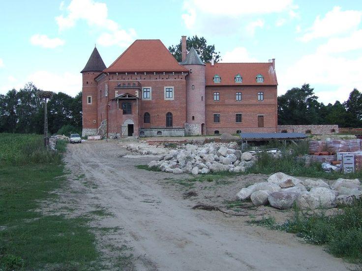 Tykocin, zamek