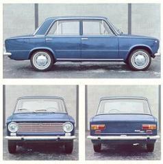 ☞ Fiat 124