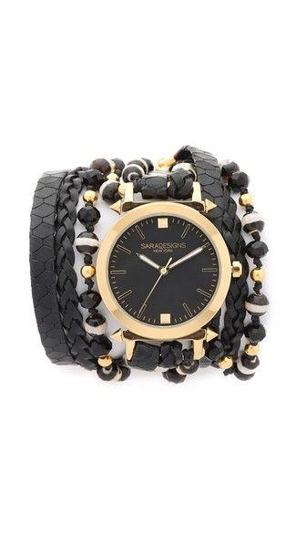 Sara Designs Часы-браслет Volta