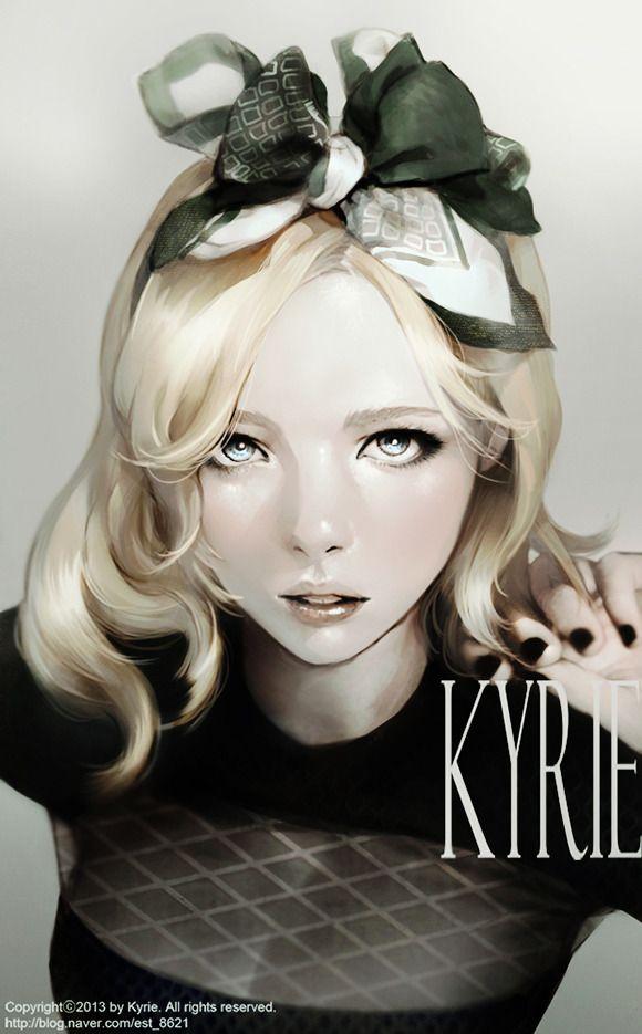 Alice by Kyrie0201 - CGHUB via PinCG.com