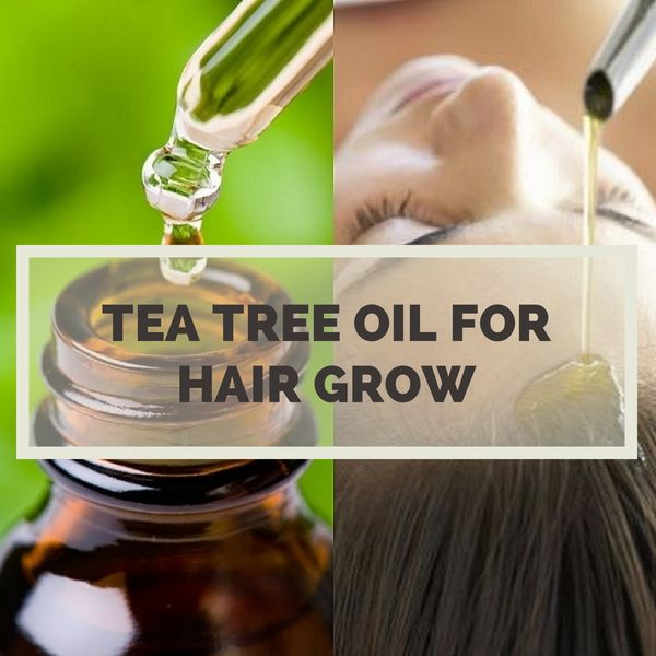 Here is the best list of various methods to get healthy and long hair using tea tree oil. All these are suggested by many experts and health specialists.