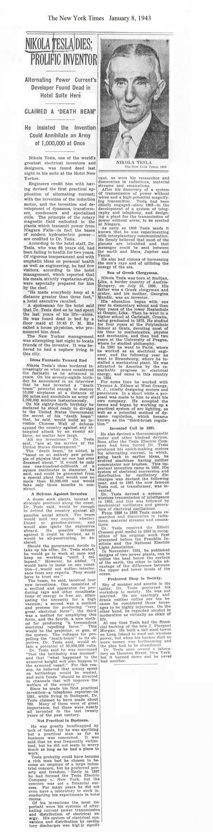 Bonus Volume-New York Sun Tesla Clipping File 1930-1945_64