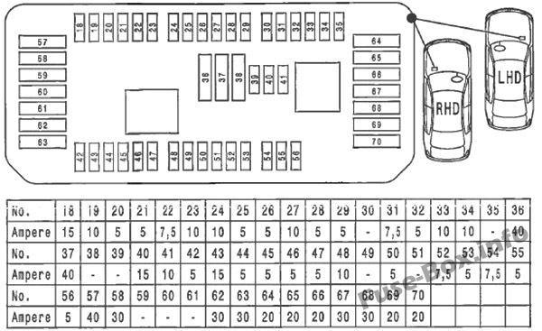 [DIAGRAM_38YU]  BMW 1-Series (F20/F21; 2012-2017) < Fuse Box diagram | Fuse box, Bmw 1  series, Fuse box cover | 1 Series Fuse Box |  | Pinterest