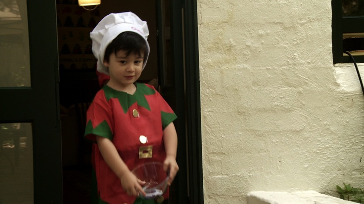 Christmas soux chef  http://www.thefilmbakery.com/blog/12-tastes-of-christmas-down-under