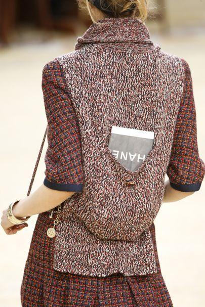 Chanel Autumn/Winter 2015 Ready-To-Wear Details | British Vogue