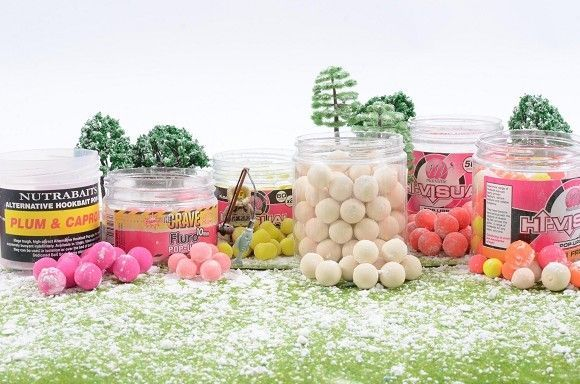 Whats the best hook bait colour in winter?  Our experts debate whats the best single hook bait colour in winter - pink, yellow, white, red, does it even matter?