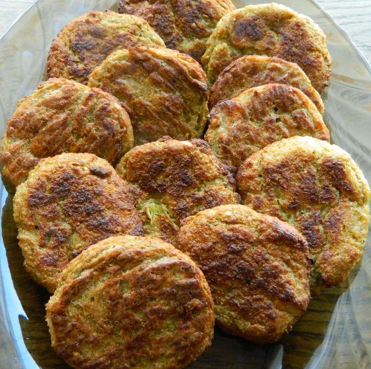 Brokkoli Tonhal fasírt ~ Éhezésmentes Karcsúság Szafival