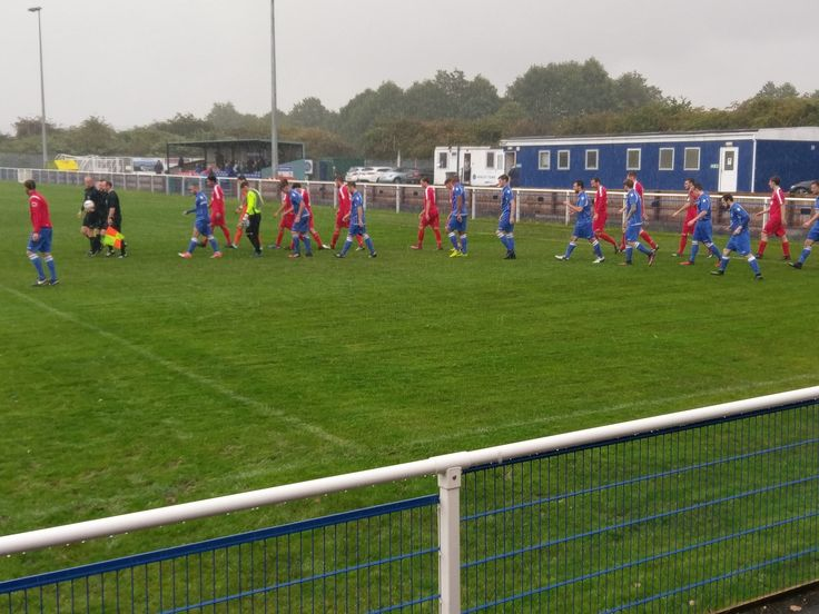 Hanley Town FC 1-0 AFC Liverpool