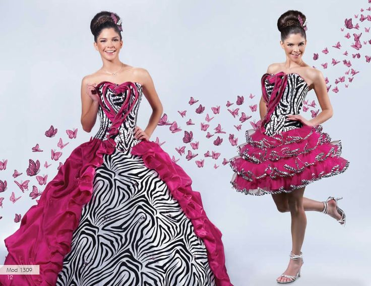 15 Anos Dresses Pink: 43 Best Images About Mis Quince Anos